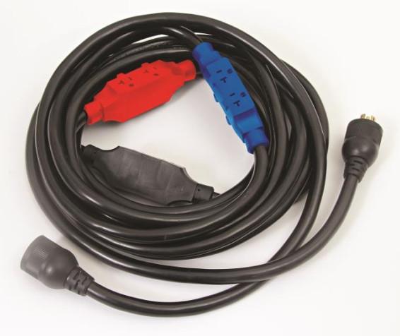 Photo of 30′ 12/5 & 10/5 STW (600V) Molded Quad Box Stringers